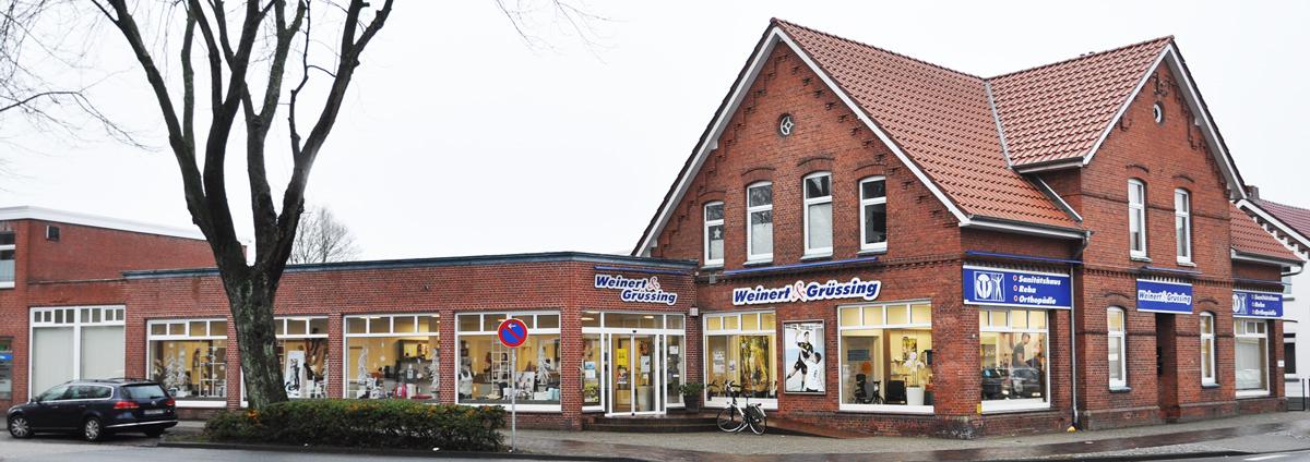 Standort Leer Bremer Str - Sanitätshaus Weinert & Grüssing